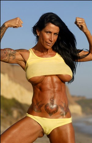Muscle Tits Pictures