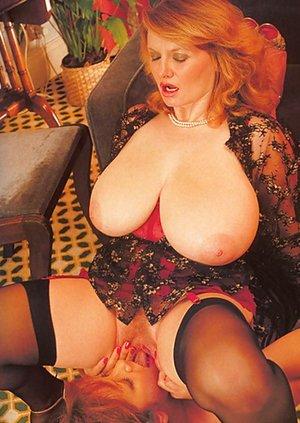 Big Tits Classic Porn Pictures